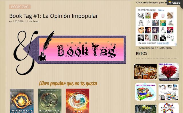 http://yerathel41.wix.com/agarratevienenlibros#!Book-Tag-1-La-Opini%C3%B3n-Impopular/ulspz/56fe56790cf2b279cdbb0c2f