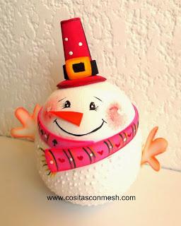 Muñecos-nieve-navidad