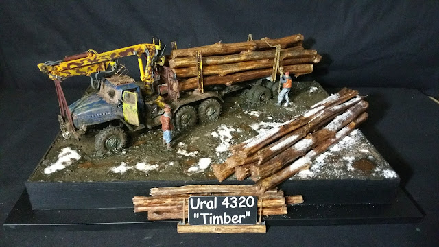 Ural 4320 Timber. - Page 2 20170913_191316