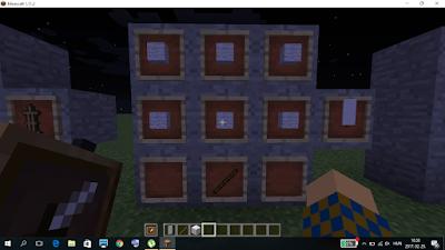 minecraft zászló crafting