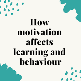 how motivation affects learning