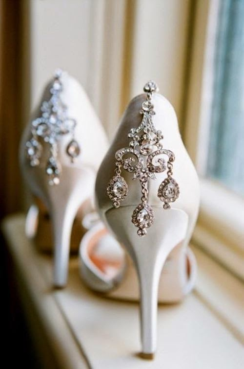 Cinderella Wedding Shoes