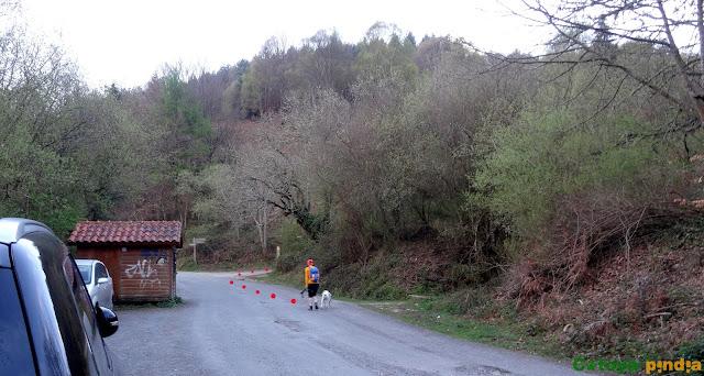 Ruta circular al Gorbea (Gorbeia), techo de Vizcaya y Álava en el País Vasco