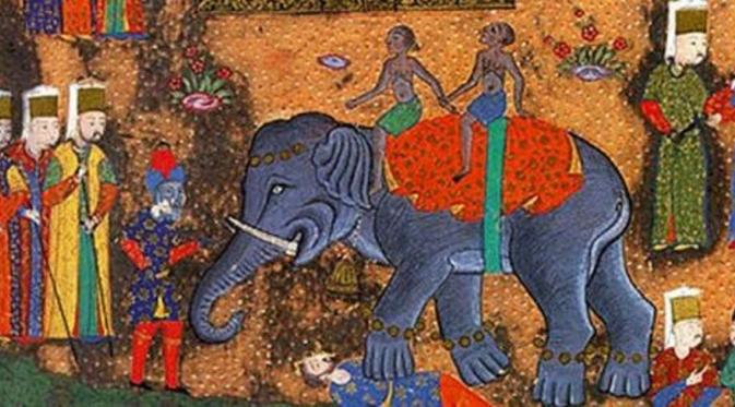 Gajah Algojo