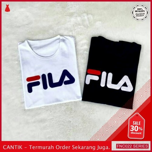 FNC022B30 Baju Wanita Fila Tshirt Wanita Fila Pdk Serba 30 Ribuan