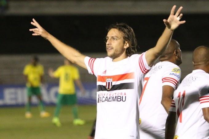 ABC anuncia  reforços para a Série B do Brasileirão