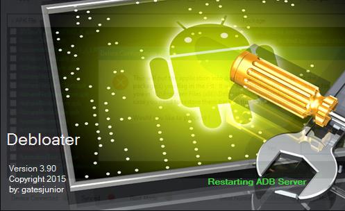 تعطيل وحذف أي تطبيق على هاتف الأندرويد عبر برنامج Debloater