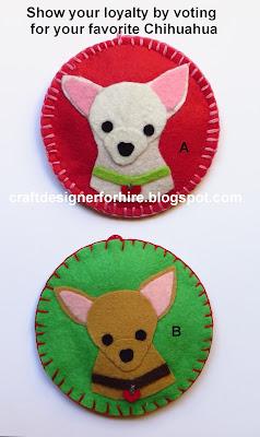 Chihuahua Ornaments