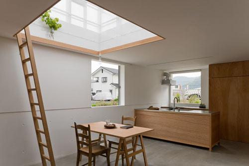 Casa inspirada en un invernadero de Yo Shimada   ▷ Revista ...