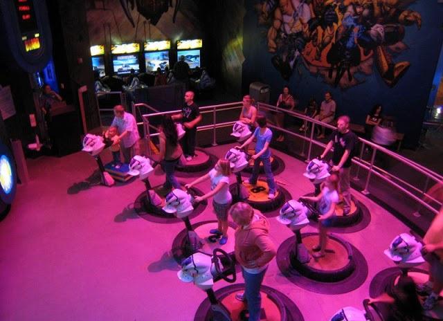 Informações do Disney Quest em Orlando