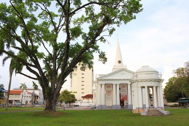 gereja di penang