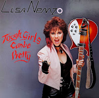 Lisa Nemzo [Tough girls can be pretty - 1985] aor melodic rock music blogspot full albums bands lyrics