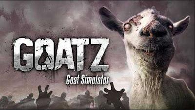 Goat Simulator GoatZ Apk + Data for Android (paid)