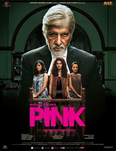Ver Pink (2016) Online