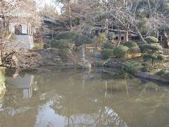 遊行寺放生池