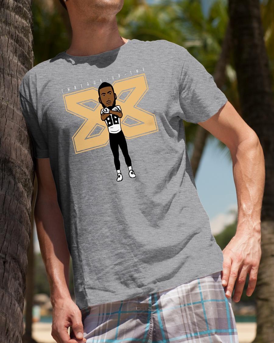 size 40 975be 30648 Shop funny t-shirt: Dez Bryant: New Orleans Saints NFL shirt