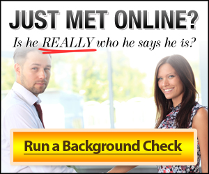Anonymous quickie background check