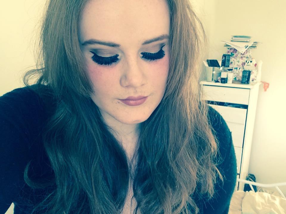 Adele Hello Makeup Inspiration