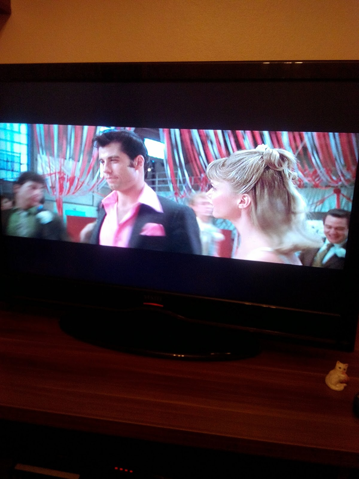 john travolta grease film müziği