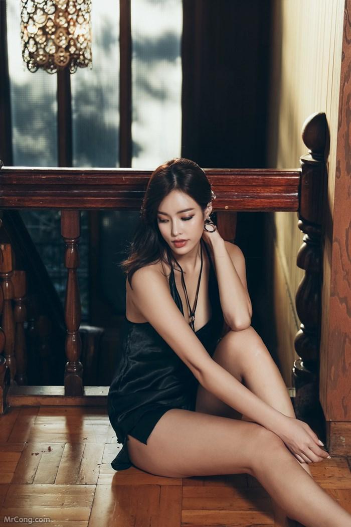 Image Kwon-Soo-Jung-MrCong.com-037 in post Người đẹp Kwon Soo Jung đầy mê hoặc trong bộ sưu tập nội y (134 ảnh)