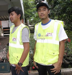 Konveksi Rompi Jakarta Selatan : Rompi Parkir, Rompi Security, Rompi Partai, Rompi Kantor