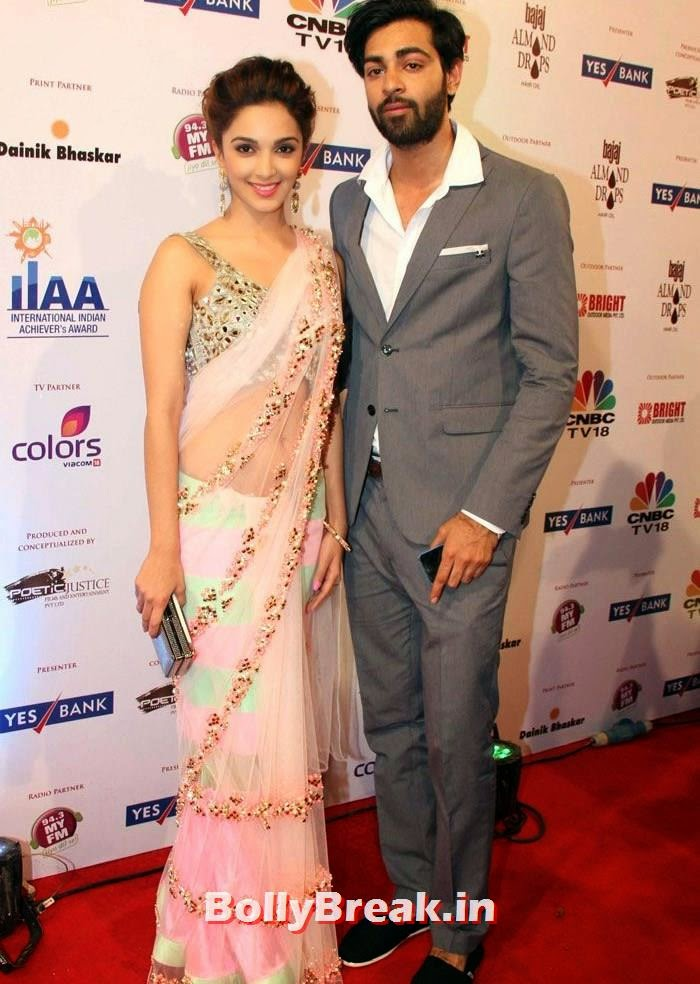 Kiara Advani, International Indian Achiever's Awards Photo Gallery