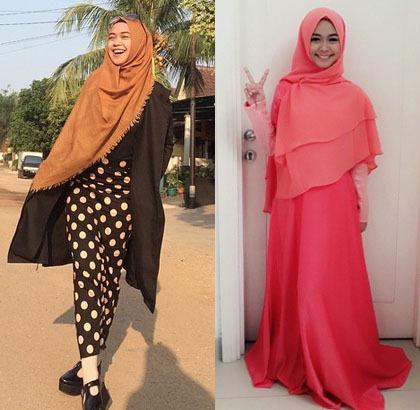 Hijab Syari Ala Ria Ricis Hijabfest