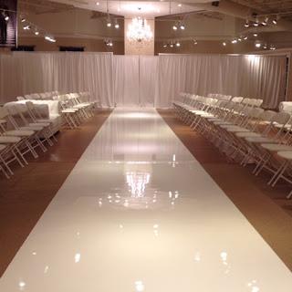 Greatmats high gloss show floor fashion runway event floor