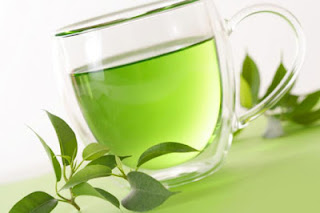GREEN TEA HELPS PROTECTS SKIN AND OVERALL HEALTH: