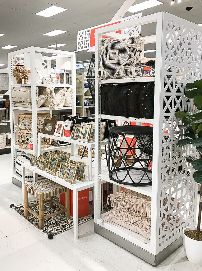 Opal house decor at Target
