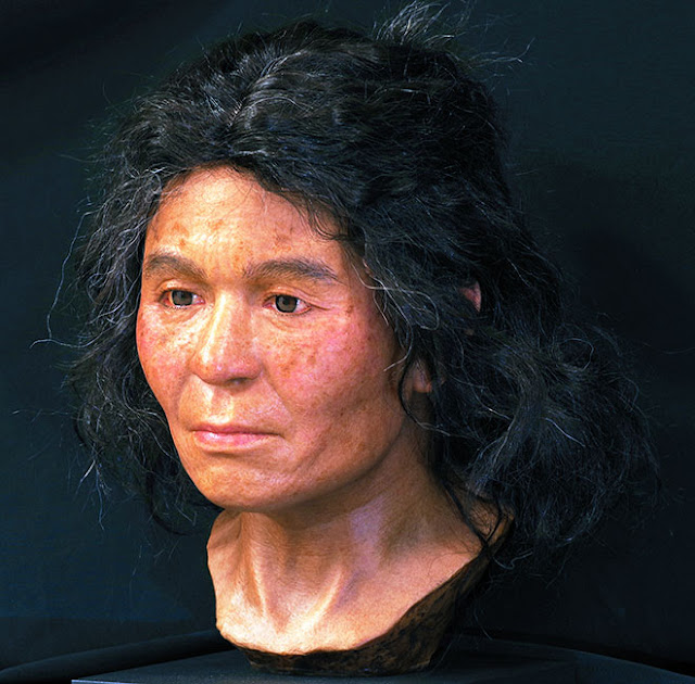 DNA study: Jomon woman could tolerate fatty foods, alcohol