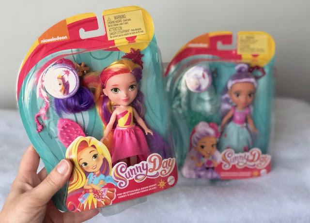 Treehouse Sunny Day toys