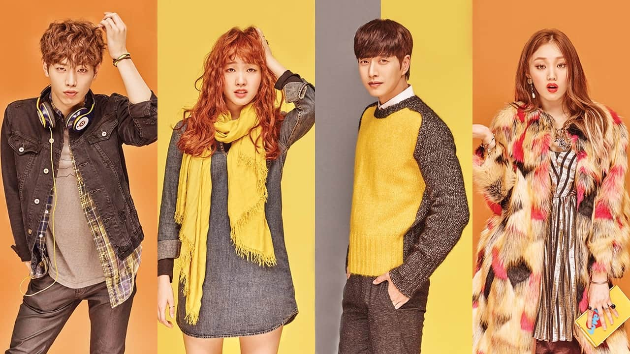 Download Drama Korea Cheese In The Trap Sub Indo Batch