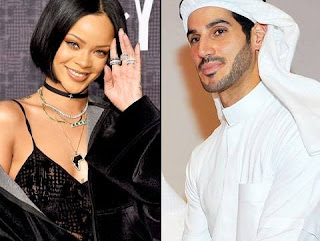 Rihanna Dreams Babies with her boyfriend Hassan Jameel