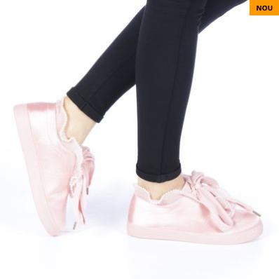 Pantofi sport dama Ester roz