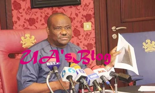 How Mace Snatching Was Plotted By FG - Governor Wike