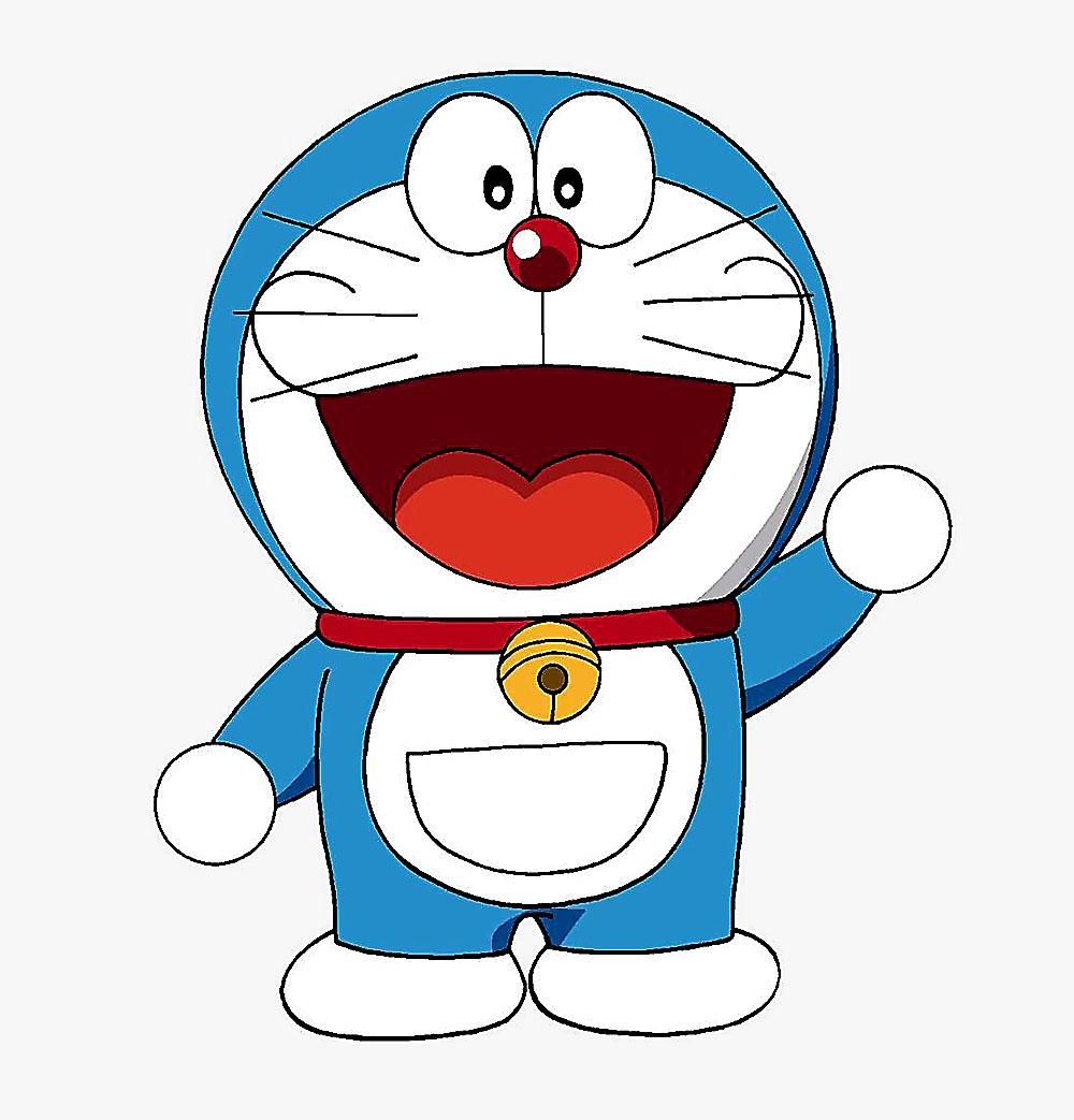 Gospi Asyik Dunia Kartun Tokoh Utama Kisah Doraemon