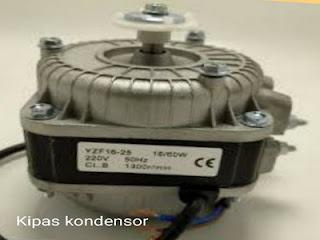 Kipas kondensor kulkas