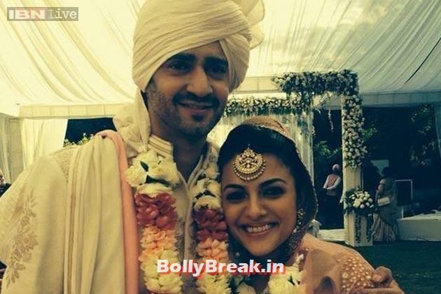 , Gaurav Kapoor Marriage Photos with Girlfriend  Kirat Bhattal