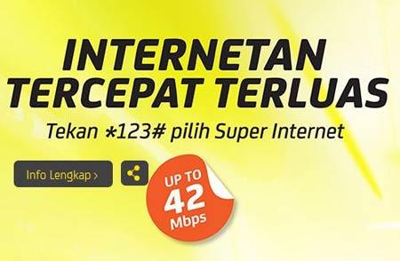 Cara Unreg Paket Bulanan 2 GB Indosat Ooredoo
