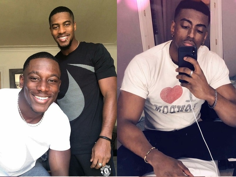 Cute black gay guys