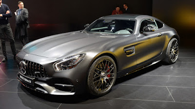 Mercedes-Benz AMG GT 2018 Coupe Review, Specs, Price
