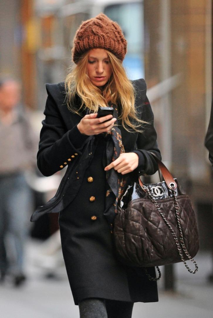Style Icon Yasmin Sewell: STYLE ICONS: Blake Lively