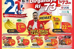 Katalog Promo Superindo Weekend Terbaru 16 - 19 Agustus 2018
