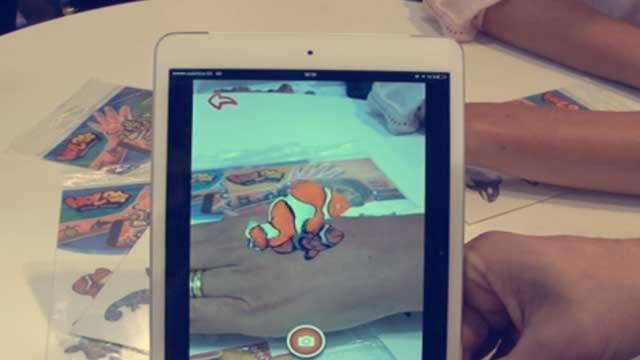 بالفيديو.. أوشام تتحول إلى أجسام ثلاثية الأبعاد في الواقع الافتراضي