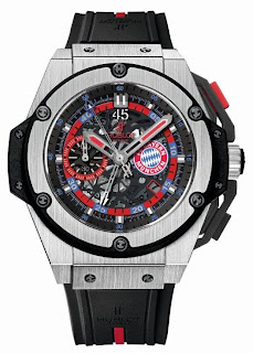 Montre Hublot King Power Bayern Munich référence 716.NX.1129.RX.BYM12