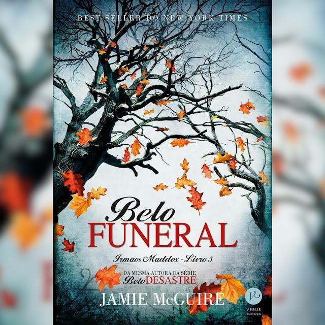 Belo Funeral - Livro #5 | Jamie McGuire