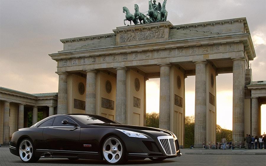 Список самых дорогих машин