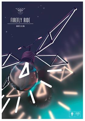 Firefly Ride in Tokyo 2016