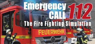 Emergency Call 112 The Fire Fighting Simulation v1.0.6490